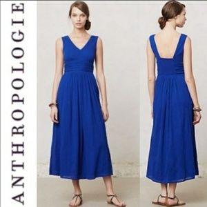 Anthropologie Edmé & Esyllte maxi dress